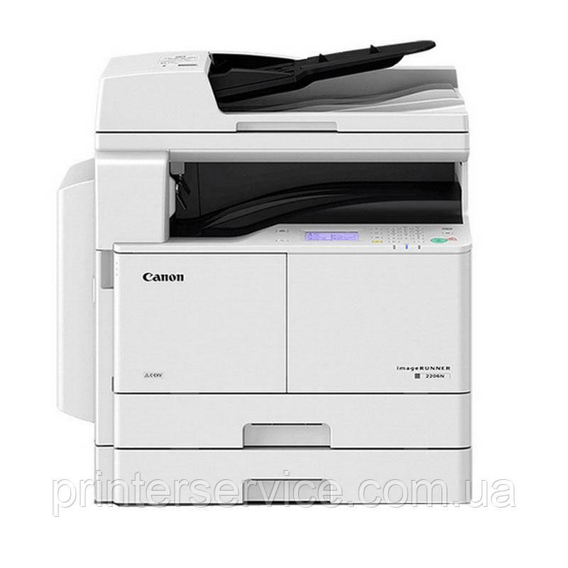 Черно-белое МФУ А3  Canon imageRunner 2206iF с Wi-Fi (3029C004), фото 1