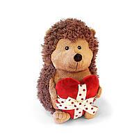 Мягкая игрушка Orange Ежик Колюнчик с сердцем 25 см (OS065/20C)