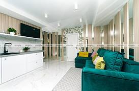 Квартира в Киеве на бульваре Леси Украинки 7