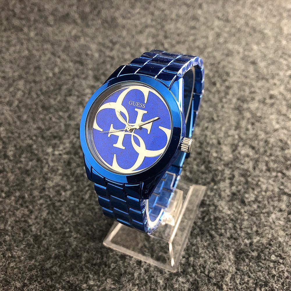 Наручные женские часы Guess 6990 Blue