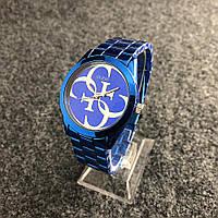 Наручные женские часы Guess 6990 Blue, фото 1