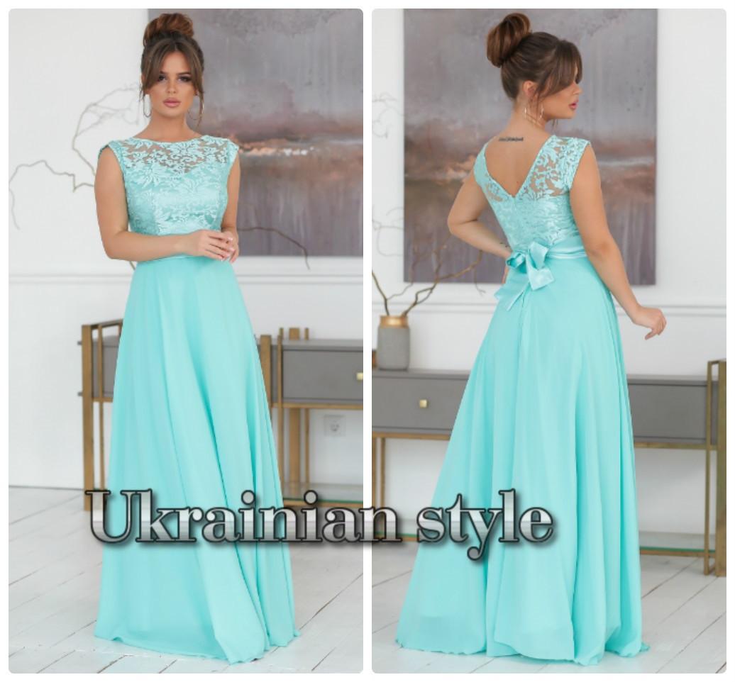 08d117819f0 Длинное однотонное вечернее платье без рукавов. 3 цвета!  продажа ...