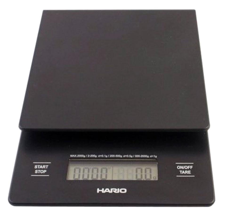 Весы с таймером Hario V60 Drip Scale