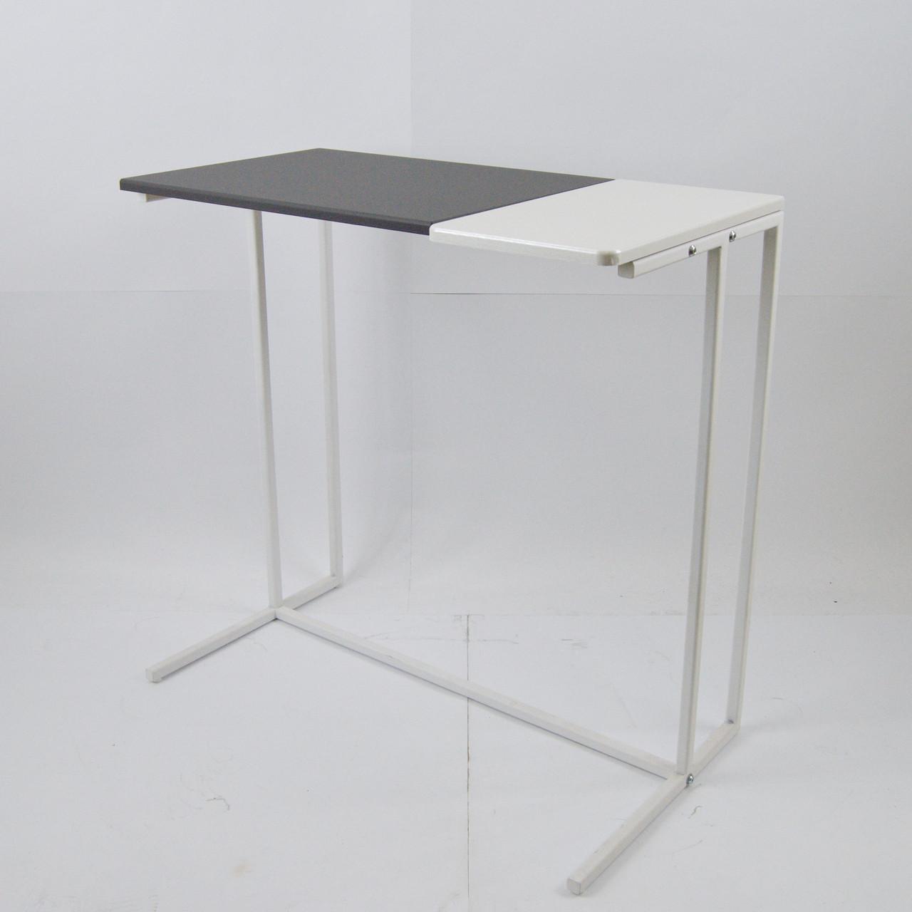 Стол приставной для предметов комфорта и IT-техники Commus Comfort A600 gray/white/white