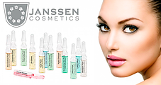 Ампульные концентраты Janssen Cosmetics косметика для лица