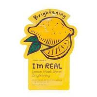 Тканевая маска для лица Tony Moly I`m real LEMON Mask Sheet