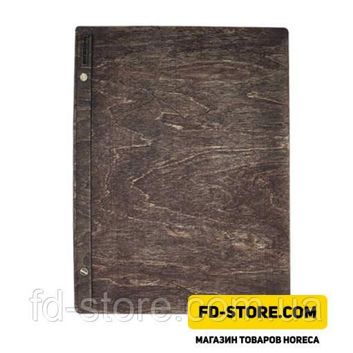 Папка планшет из дерева