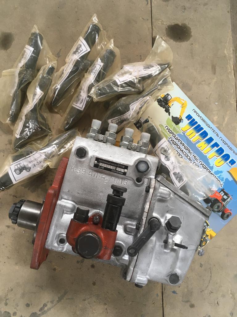 Топливный насос высокого давления трактора МТЗ (ТНВД)