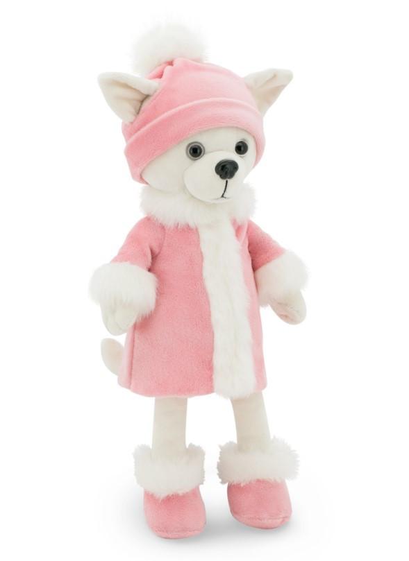 Мягкая игрушка Orange Lucky Doggi Lili Зимняя нежность (LD006)