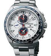 Мужские часы Seiko Solar Chronograph World Time-SSC485P1