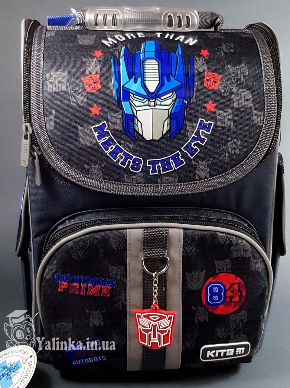 5cd90ca15b52 Ранец школьный каркасный Kite Education Transformers TF19-501S-2 - Ялинка в  Харькове