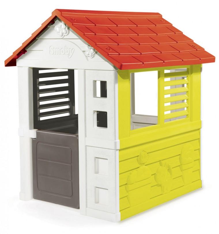 Домик Smoby Toys Солнечный (810705)