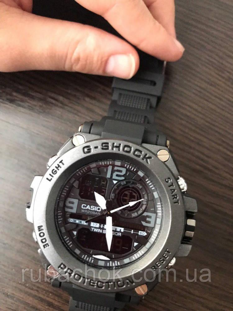 Часы Casio G-Shock 2019 черные
