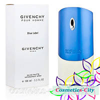 Тестер мужской Givenchy Blue Label,100 мл
