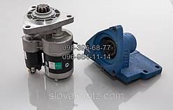 Комплект: переоборудования под стартер: Переходник ПДМ+стартер Slovak 2,7квт МТЗ, ЮМЗ, Т-150