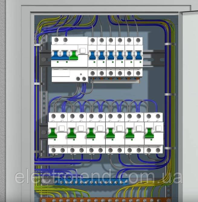 Как правильно собрать электрический щиток в квартире или частном доме