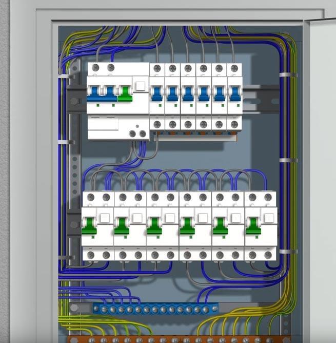 Як правильно зібрати електричний щиток в квартирі або приватному будинку