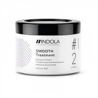 Выпрямление волос Indola Smooth, 200 мл.