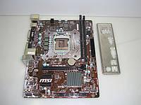 Материнская плата MSI H110M PRO-VD (s1151, Intel H110, PCI-Ex16), фото 1