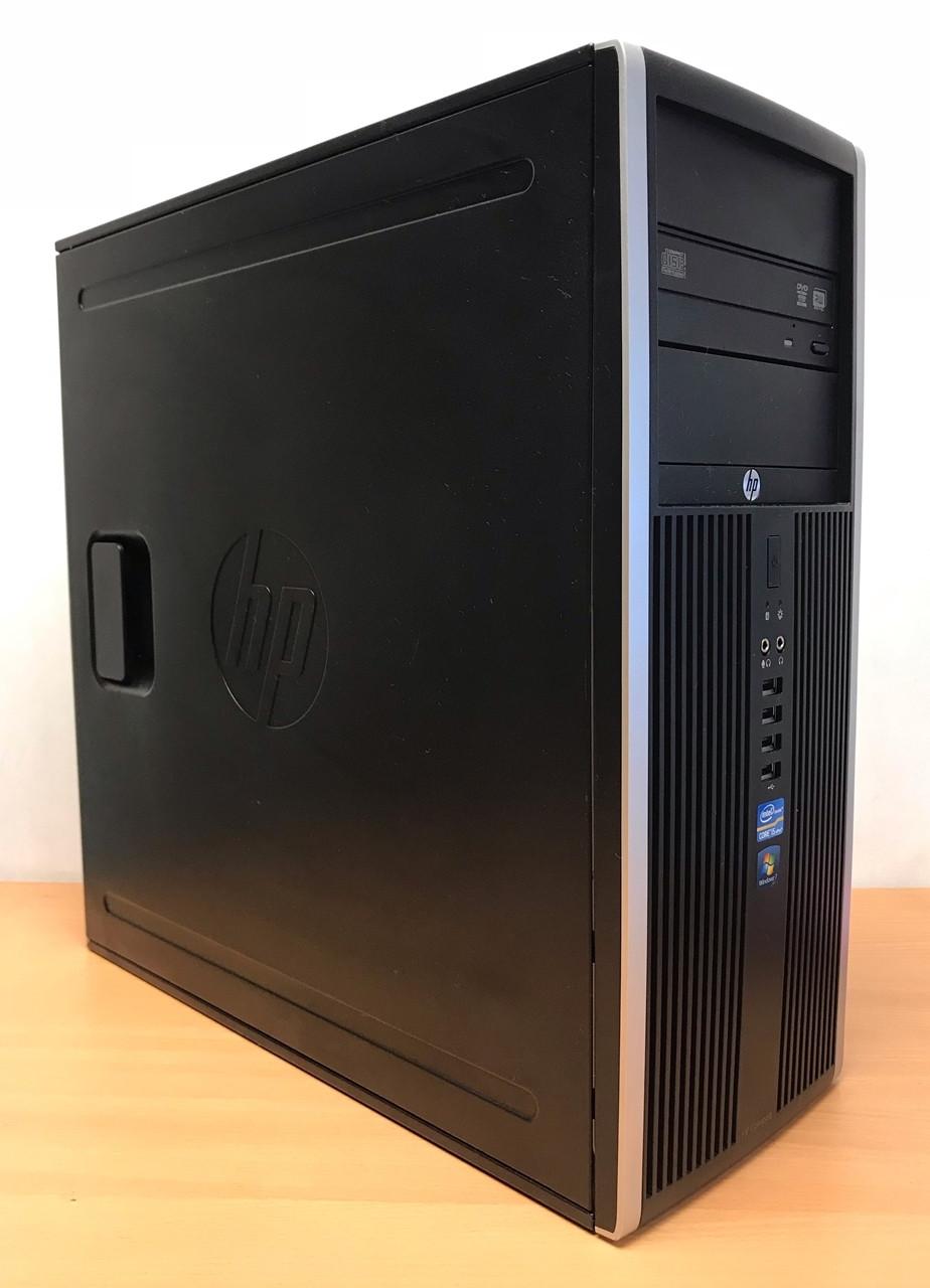 Системный блок, компьютер, Intel Core i3 3220, 4 ядра по 3,3 ГГц, 16 Гб ОЗУ DDR-3, SSD 240 Гб, видео 1 Гб