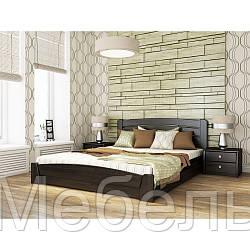 Деревянная кровать Селена Аури с ПМ
