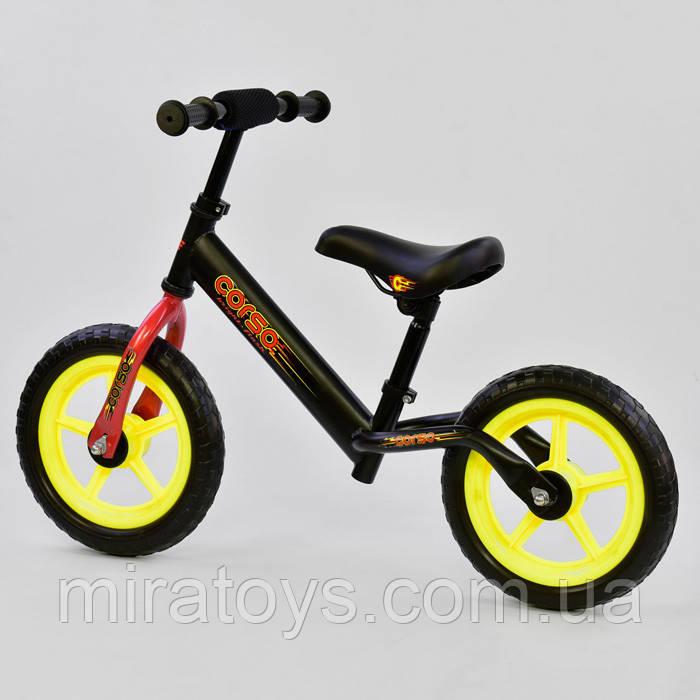 Велобіг від CORSO 3790, сталева рама, колесо ПІНА