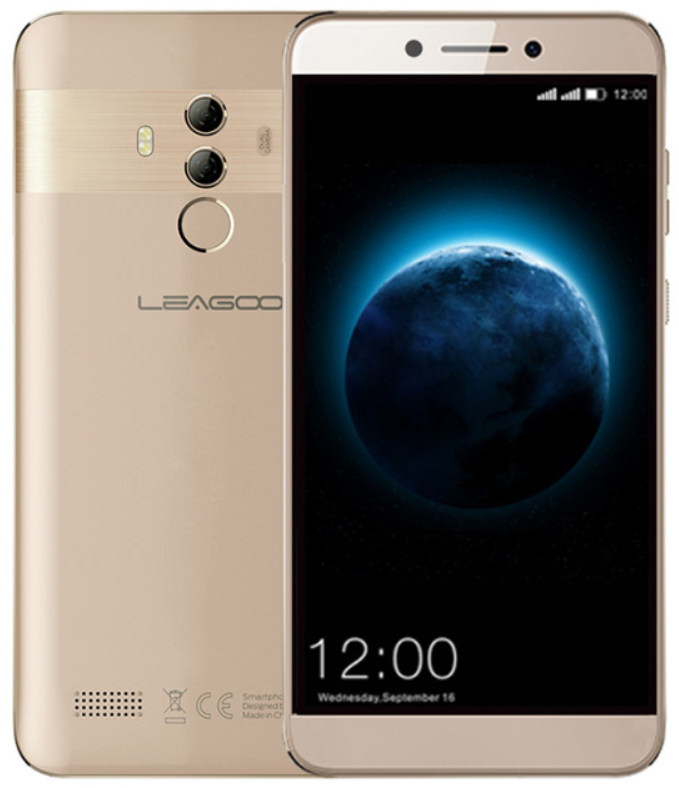 Leagoo T8S gold