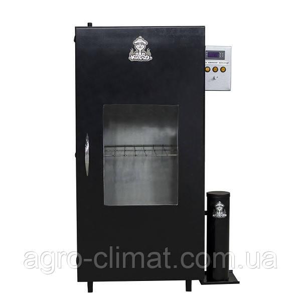 Коптильня холодного копчения с функцией вяления  вместимость до 20 кг ТМ ДК
