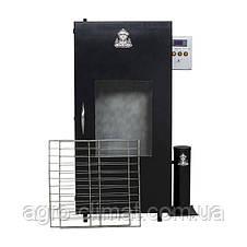 Коптильня холодного копчения с функцией вяления  вместимость до 20 кг ТМ ДК, фото 3