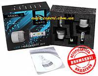 Автомобильные светодиодные лампы «Napo» LED G9 (H4)(6000K)(8000lm)(36W)(12-24V), фото 1