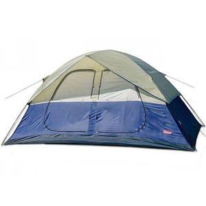Палатка 6-местная Coleman, код: 1500=6