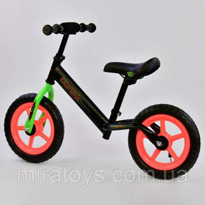 Велобіг від CORSO 5480, сталева рама, колесо ПІНА