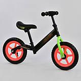 Велобіг від CORSO 5480, сталева рама, колесо ПІНА, фото 2