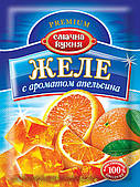 Желе Апельсин  ТМ Смачна кухня