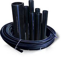Труба полиэтиленовая питьевая водопроводная 40 х 3,0 мм 10 атм. (усиленная) от производителя !
