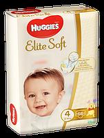 """Huggies Подгузники """"Elite Soft"""" 4, 8-14кг, 66шт"""