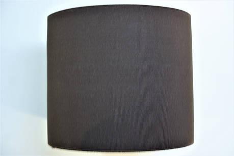 Резинки на голенище эластичные 12 см. цвет черн. (Италия), фото 2