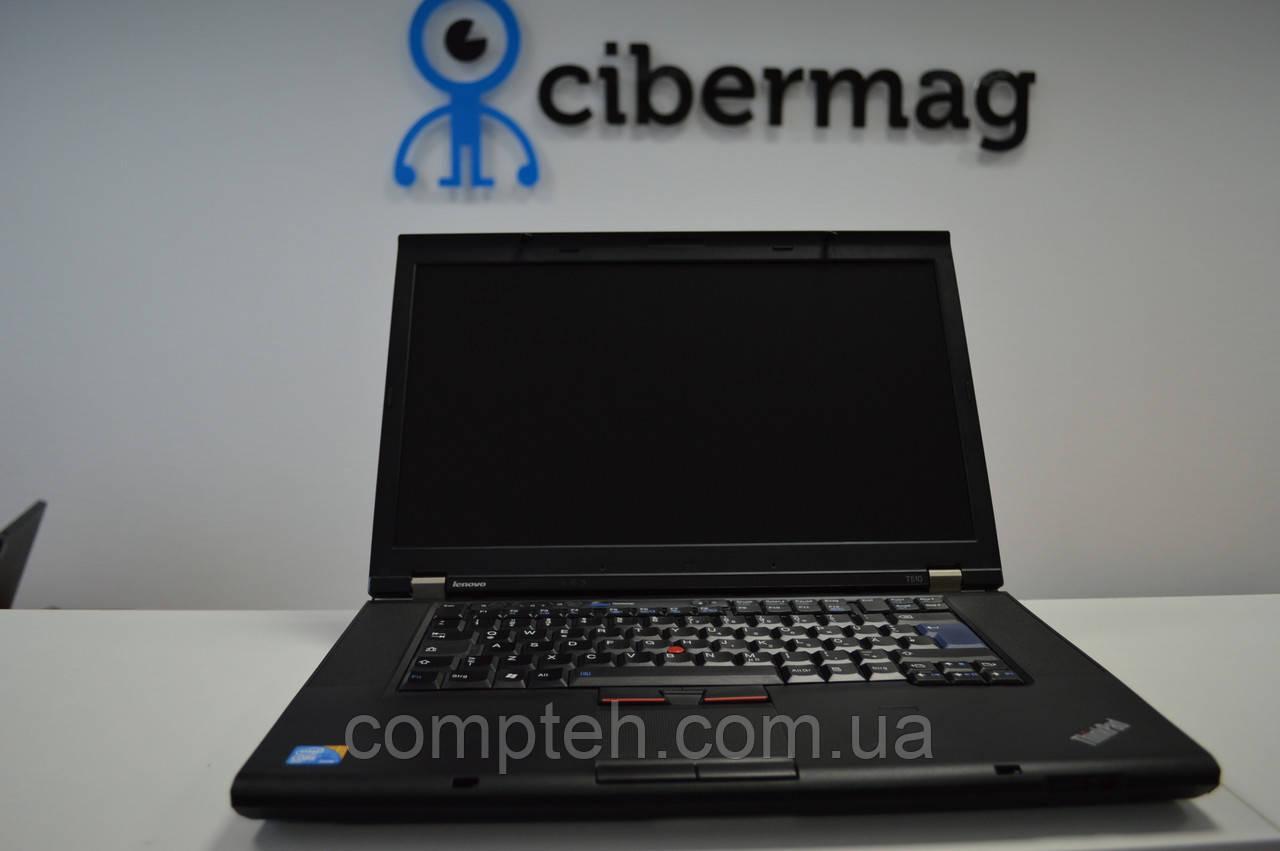 Ноутбук  Lenovo ThinkPad T510