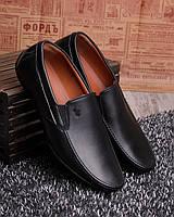 Мужские туфли без шнуровки, фото 1