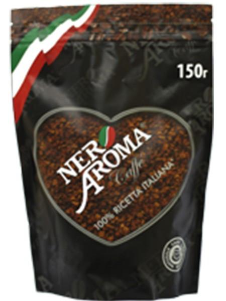 Растворимый кофе Nero Aroma Classico 150 гр (12 шт в коробке)