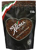 Растворимый кофе Nero Aroma Black 150 гр (12 шт в коробке)