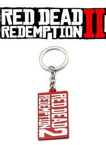 Кулон Red Dead Redemption 2 брелок