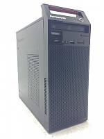 Системный блок, компьютер, Core i3 3220, 4 ядра по 3,3 ГГц, 6 Гб ОЗУ DDR3, HDD 500 Гб, SSD 120 Гб, видео 1 Гб