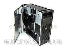 Системный блок HP Workstations Z620 Intel Xeon E5-2643 3,30GHz, фото 3
