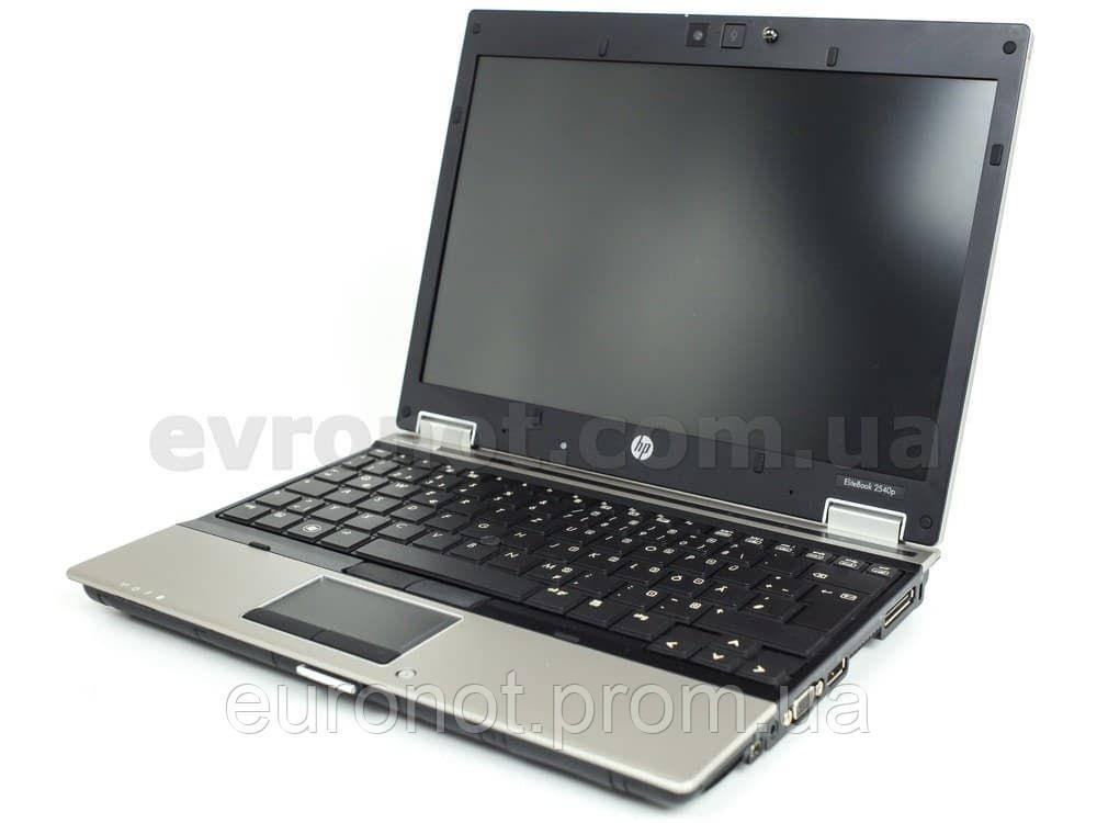 Ноутбук Ноутбук HP EliteBook 2540p Intel Core i5-540M