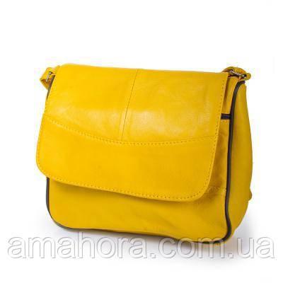 47d373107dab Сумка-почтальонка (мессенджер) TuNoNа Женская кожаная сумка-почтальонка  TUNONA (ТУНОНА)