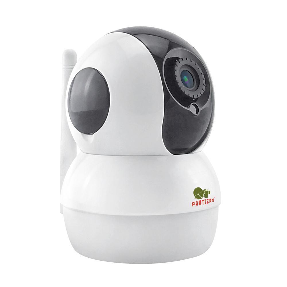 2МП облачная Wi-Fi видеокамера Partizan Cloud robot (IPH-1SP-IR v1.0)