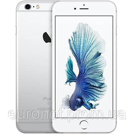 Б/У Apple iPhone 6S White 64GB + защитное стекло в подарок!, фото 2