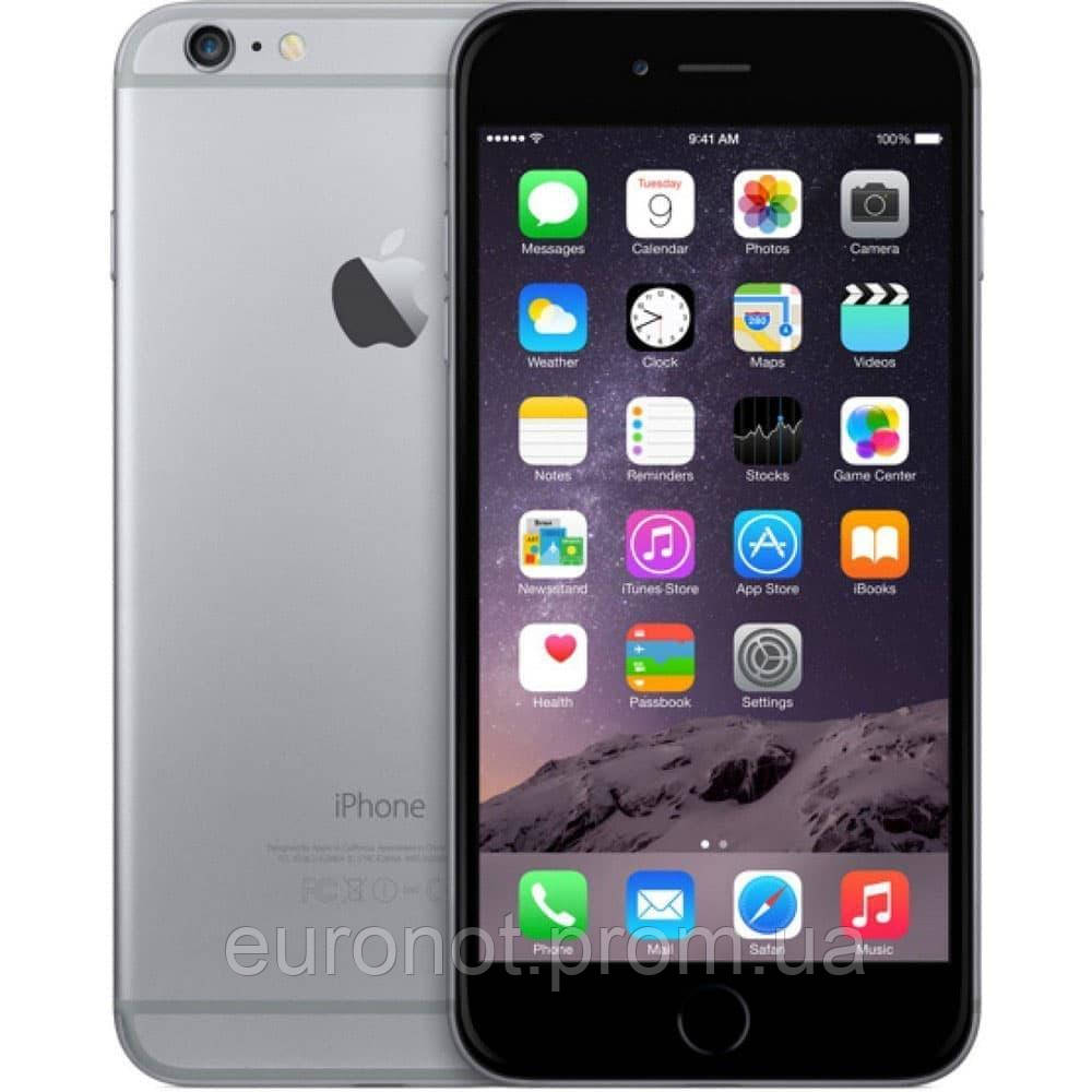 Б/У Apple iPhone 6 64GB Space Gray+ защитное стекло в  подарок!
