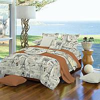 Ткань для пошива постельного белья бязь Голд сублимация 35